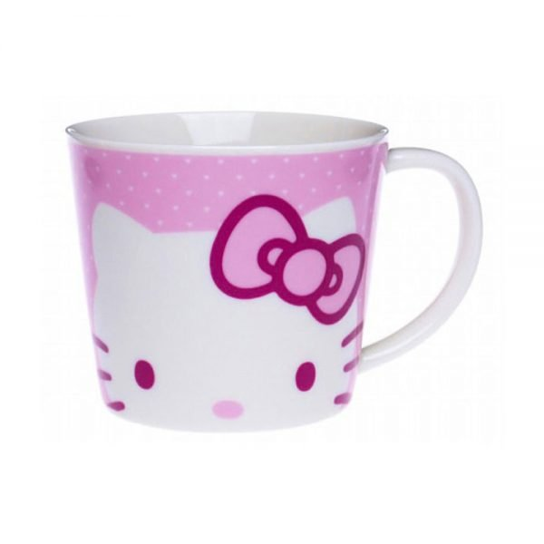 HELLO KITTY Mug Cup - Genuine Kanesho Made in Japan