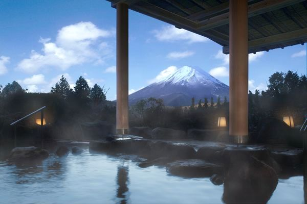 Hake Ginyu - 5 Best Onsen Hot Spring to Visit in Japan – Kanto Area