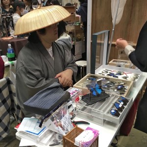 The 42th Design Festa at Tokyo Big Sight 2015