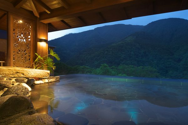 Hakone Ginyu - 5 Best Onsen Hot Spring to Visit in Japan – Kanto Area