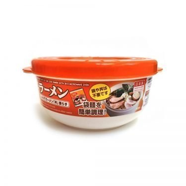 DAISO Ramen Microwave Cooker - Made in Japan