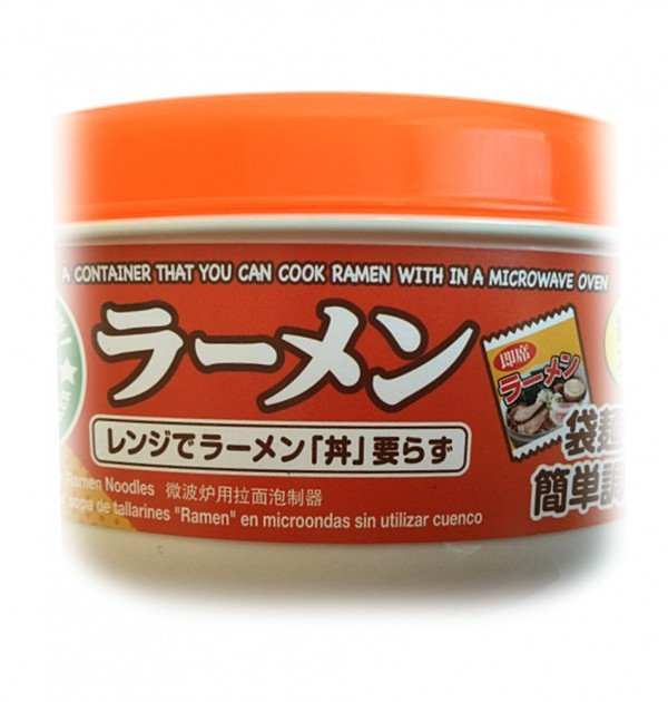 DAISO Ramen Microwave Cooker - Made in Japan