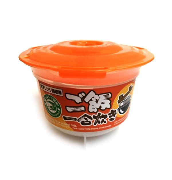 Microwave Rice Cooker – Authentically Made in Japan