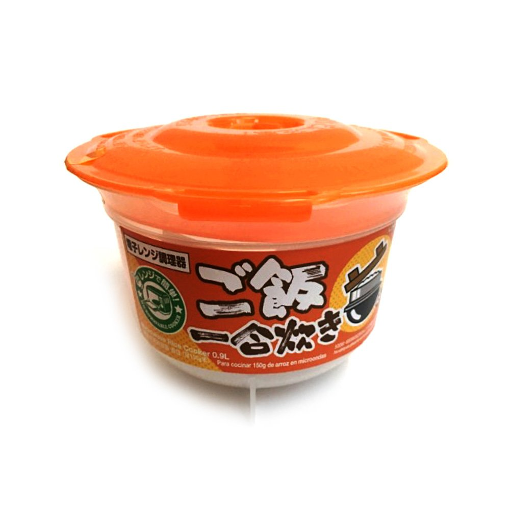 Microwave Rice Cooker Authentically Made In An