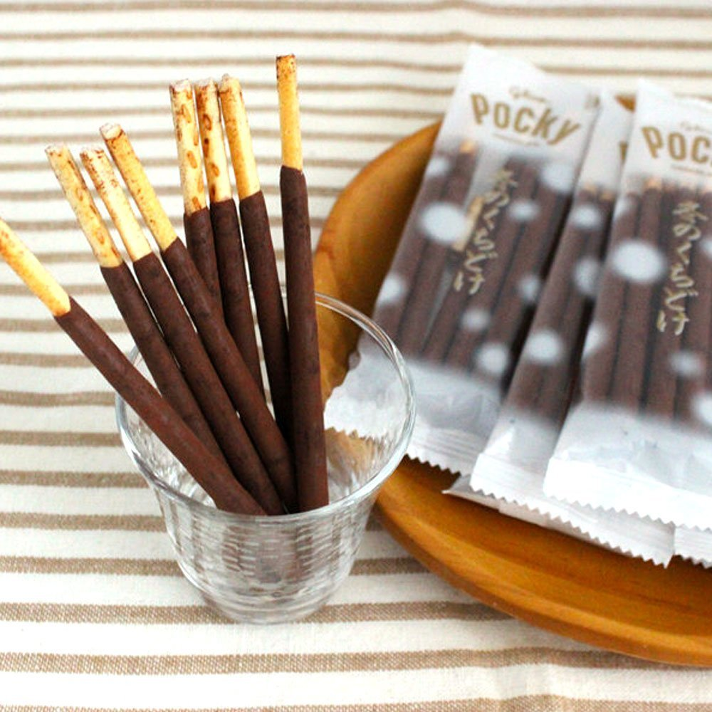 GLICO Pocky Winter Melt Cocoa Edition Fuyu no Kuchidoke Made in Japan