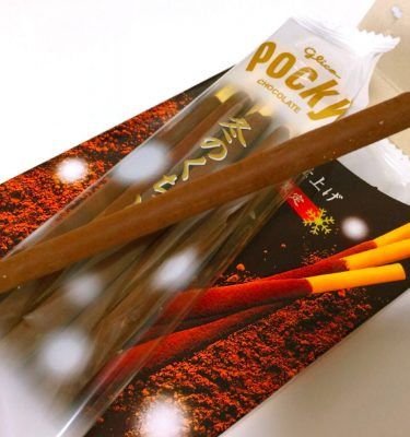 GLICO Pocky Winter Melt Cocoa Limited Edition Fuyu no Kuchidoke