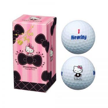 HELLO KITTY Bridgestone Golf Balls - Extra Soft