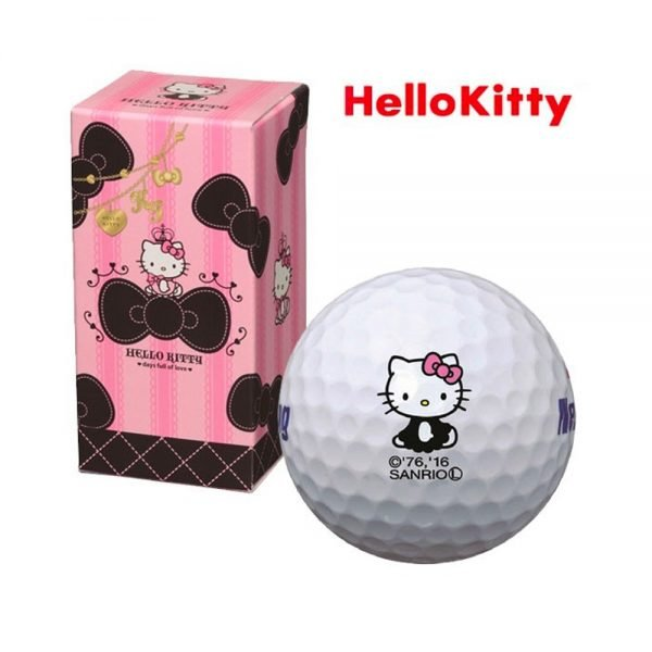 HELLO KITTY Bridgestone Golf Balls