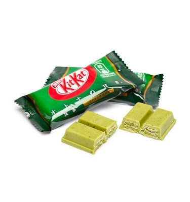 KIT KAT Mini Matcha Green Tea with Uji Gyokuro