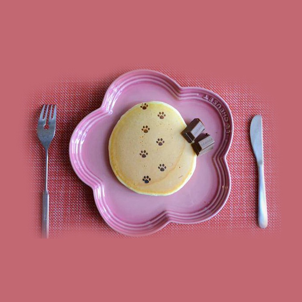 Kawaii Cat Hand Grill Iron