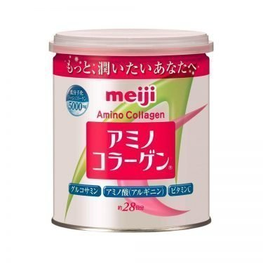 MEIJI Amino Collagen 28 Days Made in Japan