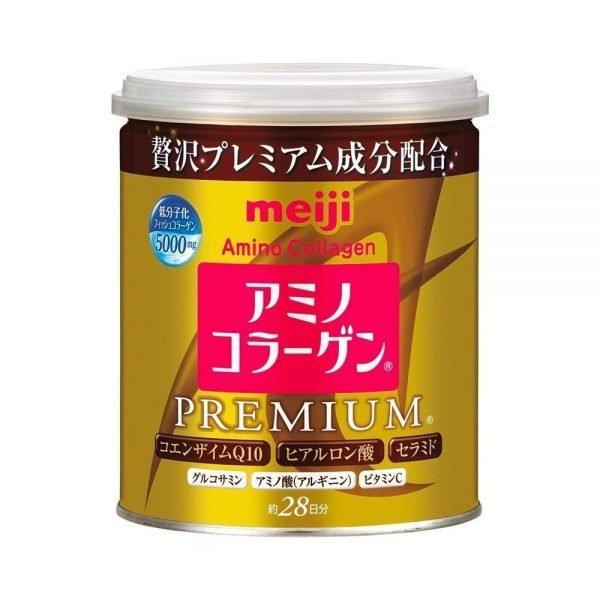 MEIJI Amino Collagen Premium Made in Japan