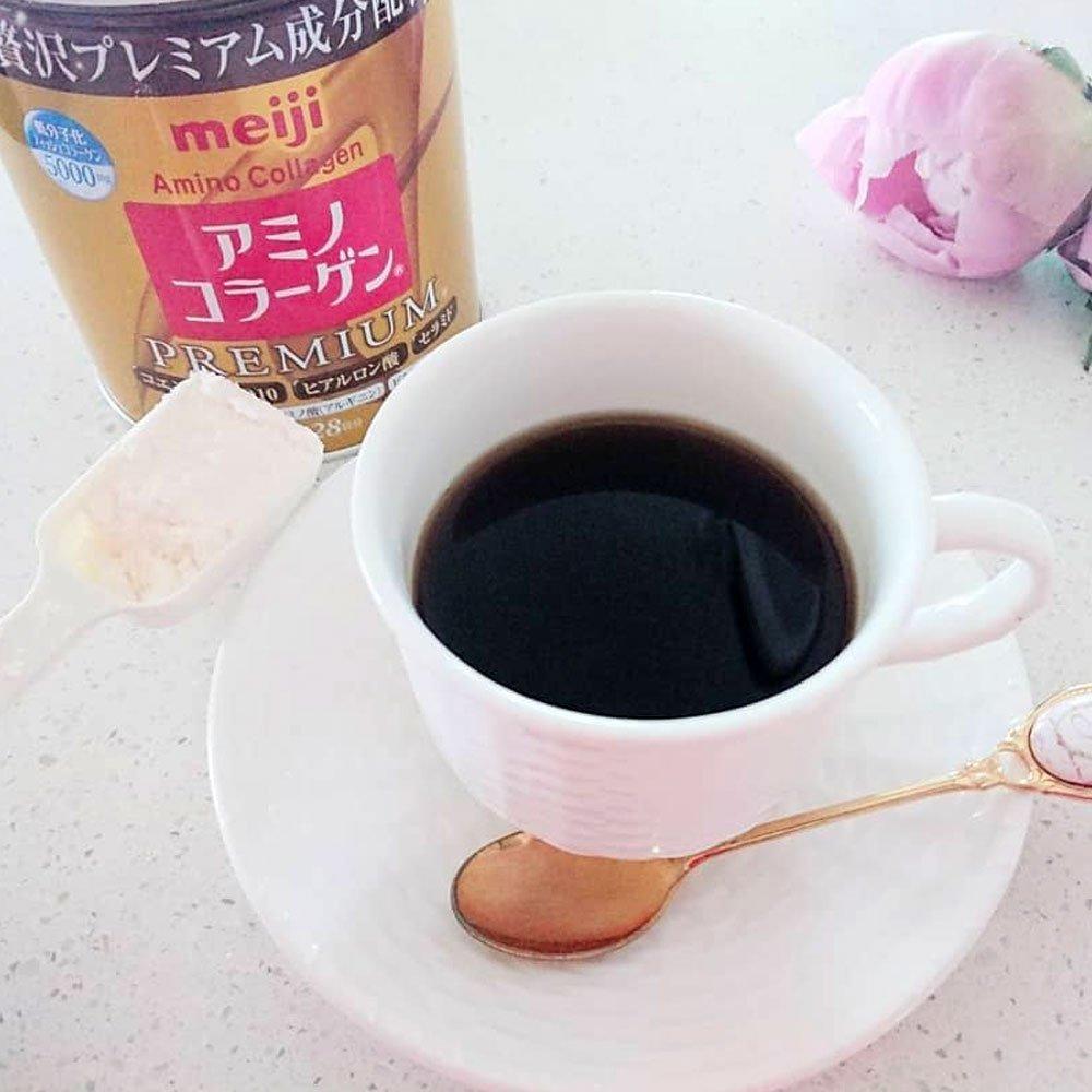 MEIJI Amino Collagen Premium Refill Made in Japan
