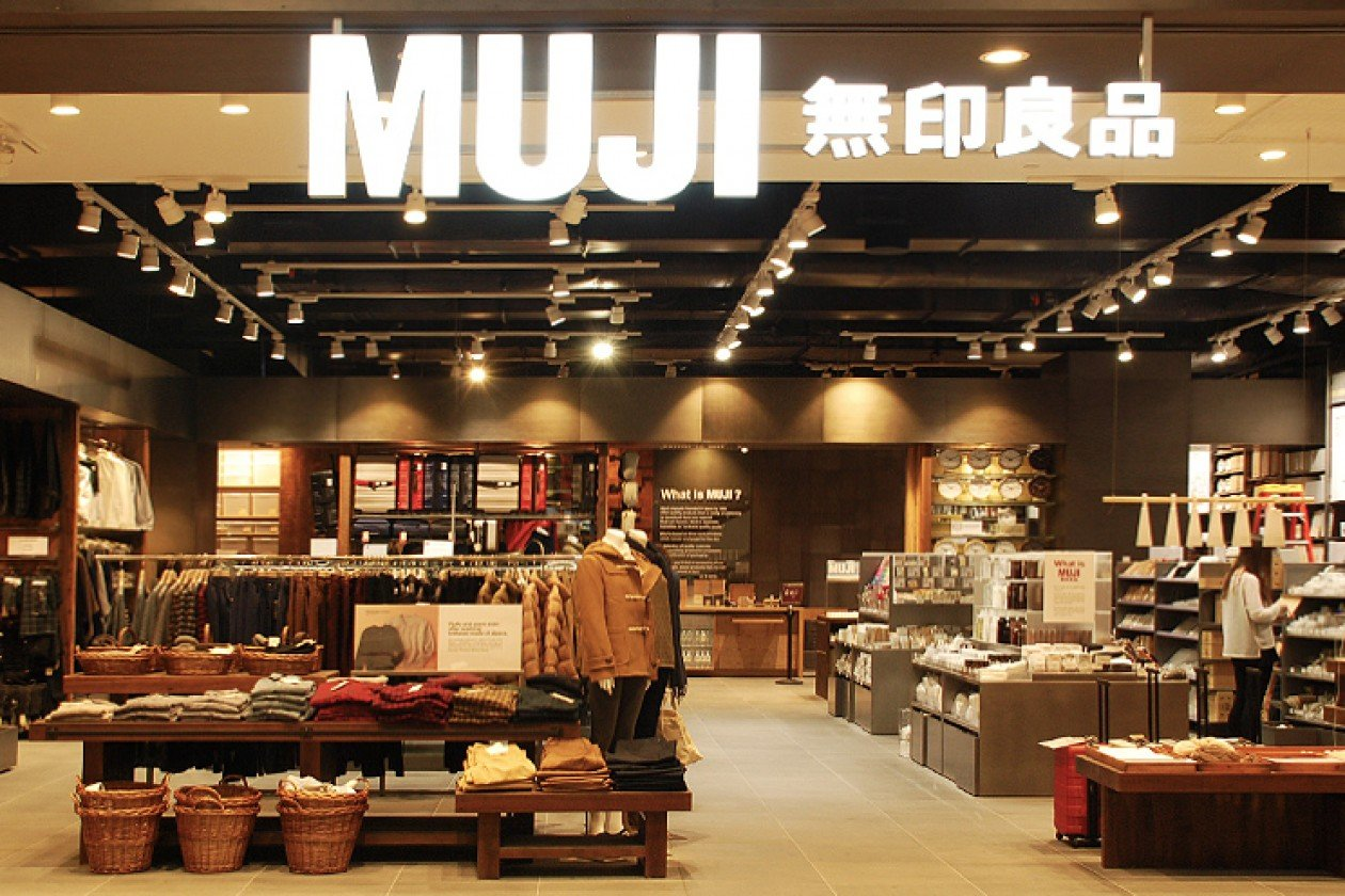MUJI in Sydney (Source: www.bandt.com.au)