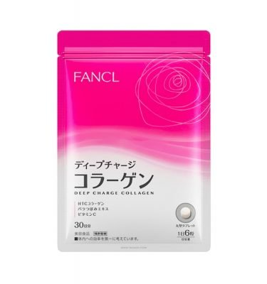 FANCL Deep Charge Collagen 30 Days - Made in Japan