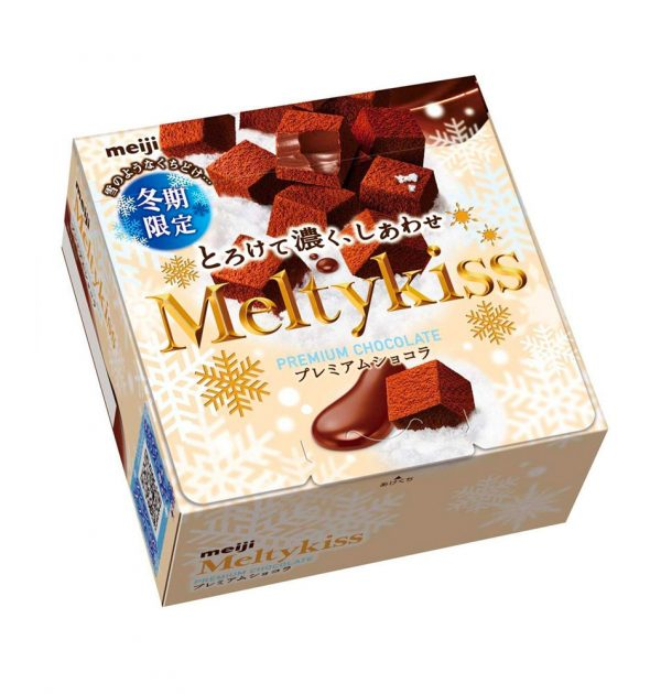 MEIJI Meltykiss Chocolate 2018 Limited Edition