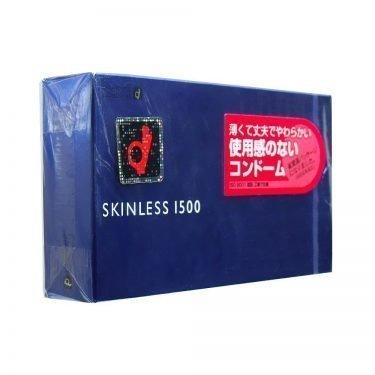 OKAMOTO Condom Skinless 1500 12 Pieces