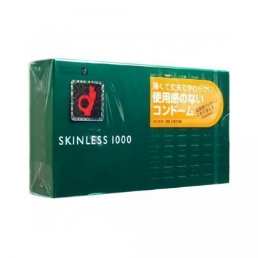 OKAMOTO Condom Skinless 1000 12 Pieces