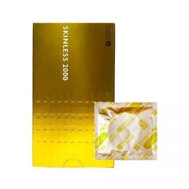 OKAMOTO Condom Skinless 2000 12 Pieces