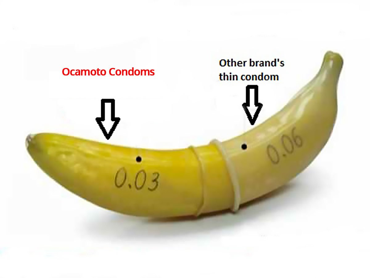OKAMOTO Condom Skinless 3000 Made in Japan