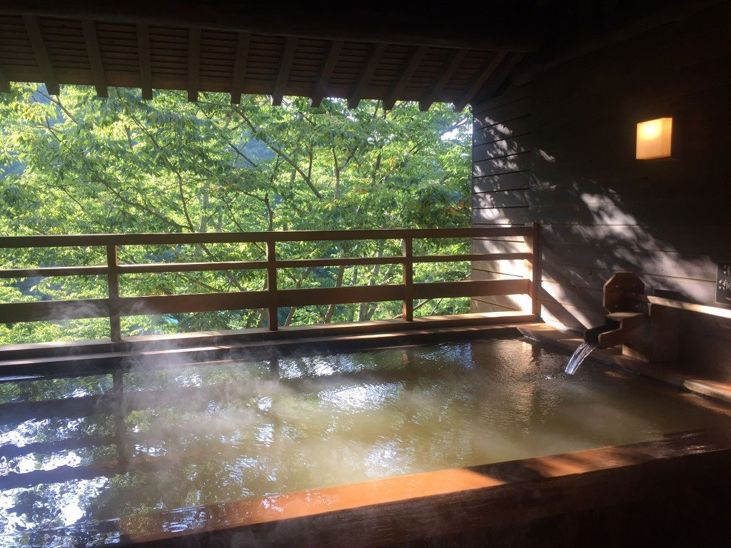 Ikaho Onsen Kishigen Ryokan since 1576 (Source: www.travel.rakuten.co.jp)