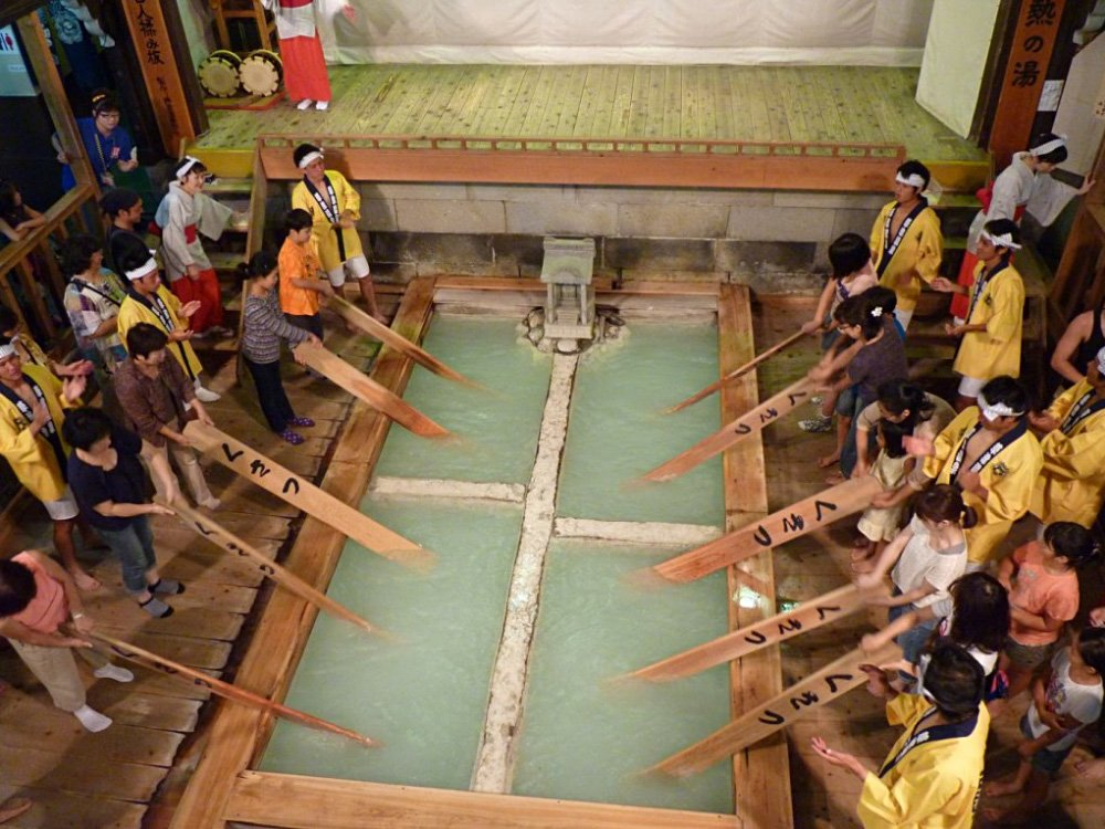 Kusatsu Onsen - 5 Best Onsen Hot Spring to Visit in Japan – Kanto Area