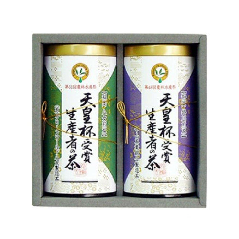 AIKOKUSEICHA Imperial Award Green Tea – Shizuoka Plus Yame