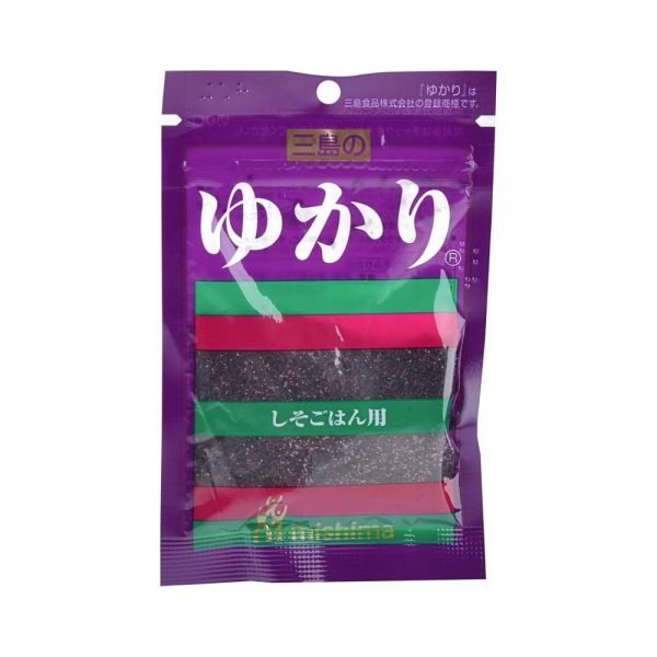 MISHIMA Yukari Shiso Rice Seasoning - Japan Import