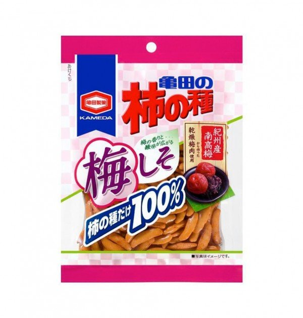 Japanese Spices KAMEDA Shiso Rice Crackers