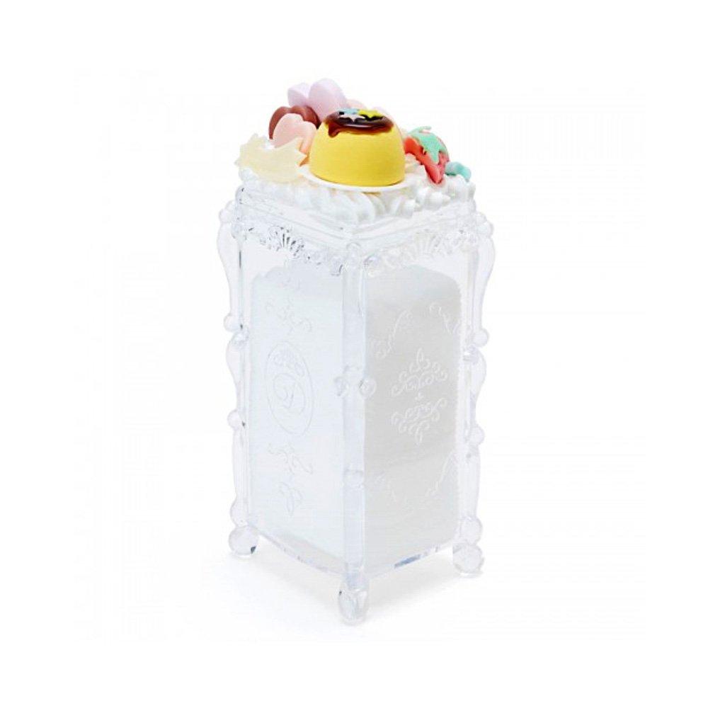 SANRIO Little Twin Stars Dolce Deco Pudding Cotton Case
