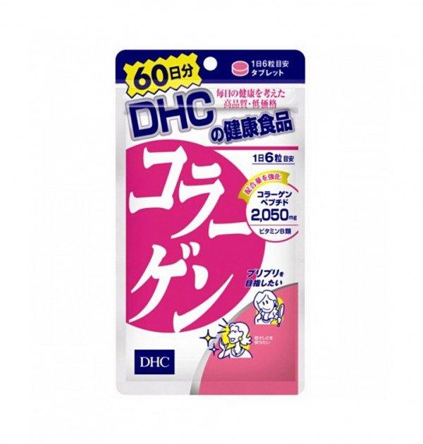 DHC Collagen Supplements 60 Days