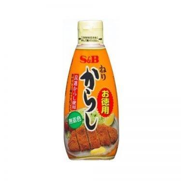 SB Jumbo Karashi Japanese Mustard - Japan Import