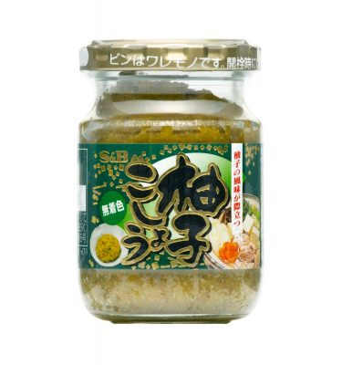 SB Yuzu Kosho Paste – Muchakushoku No Coloring Made in Japan