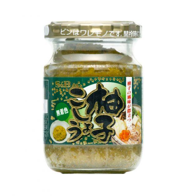 SB Yuzu Kosho Paste – Muchakushoku No Coloring Made in Japan