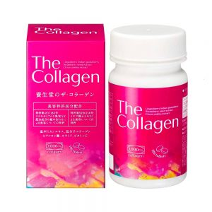 SHISEIDO The Collagen Tablet W Made in Japan