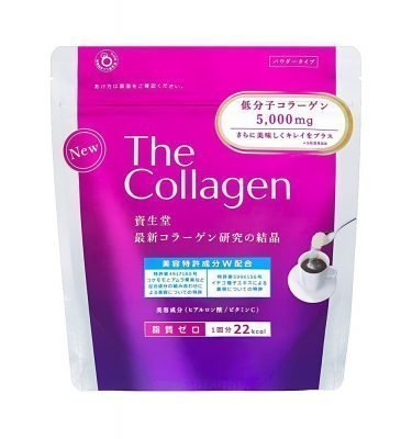 SHISEIDO The Collagen Powder W Made in Japan