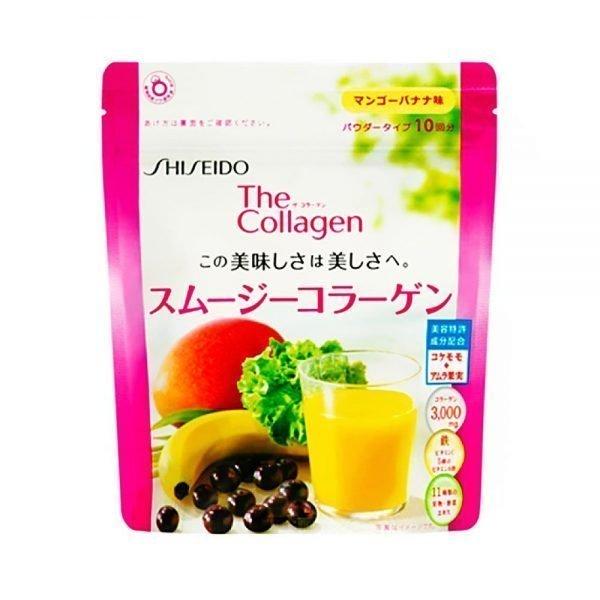 SHISEIDO The Collagen Smoothie - Mango and Banana Flavour