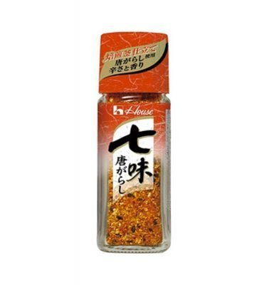 HOUSE Shichimi Togarashi Mixed Chilli Pepper - Japan Import