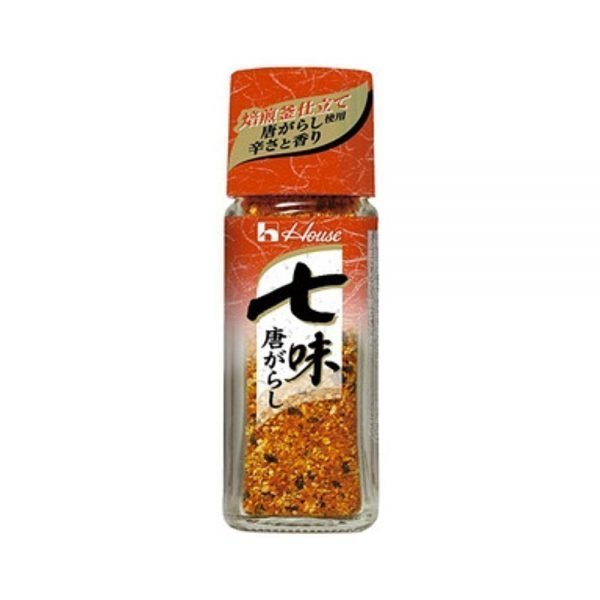 HOUSE Shichimi Togarashi Mixed Chilli Pepper - Japan Import