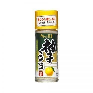 SB Yuzu Pepper - Japan Import