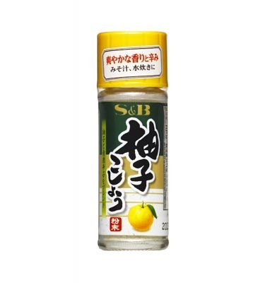 SB Yuzu Pepper - Japan Import