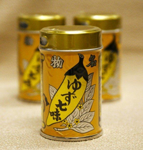 YAWATAYA ISOGORO Shichimi Togarashi with Citrus Yuzu
