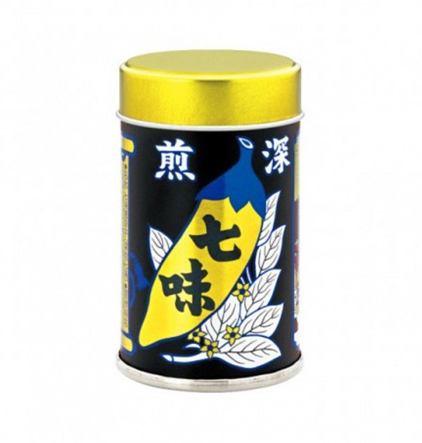 YAWATAYA ISOGORO Fukairi Shichimi Togarashi Japanese Mixed Chili