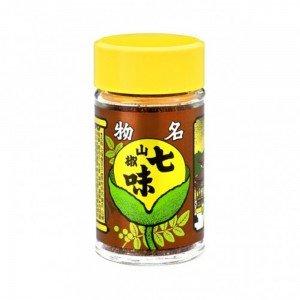 YAWATAYA ISOGORO Shichimi Togarashi Japanese Mixed Chili with Sansho Pepper