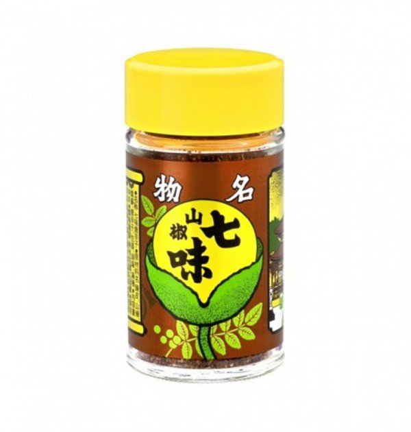 YAWATAYA ISOGORO Shichimi Togarashi Japanese Mixed Chili with Sansho Pepper