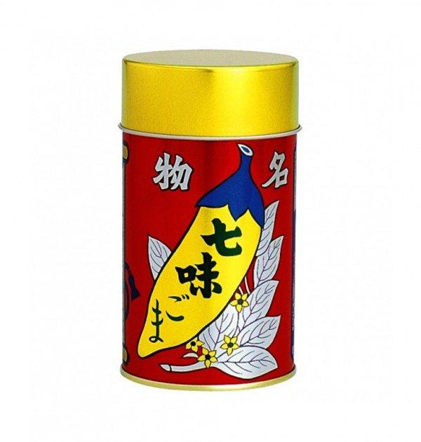 YAWATAYA ISOGORO Shichimi Togarashi Japanese Mixed Chili with Sesame Seeds