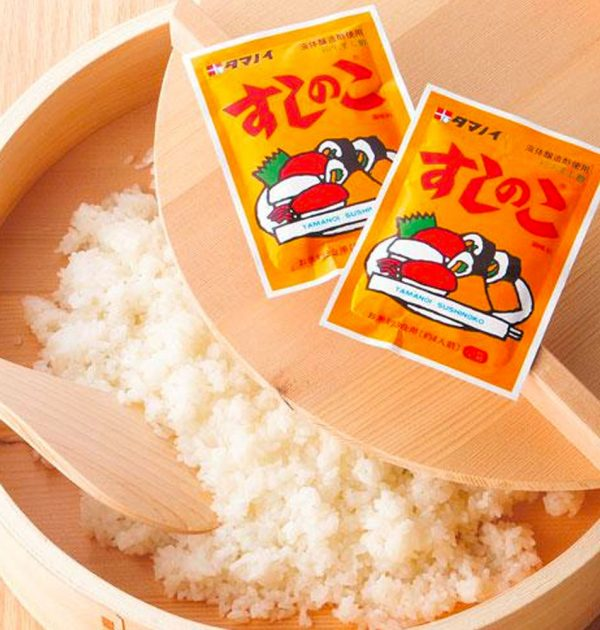 how to make authentic sushi rice
