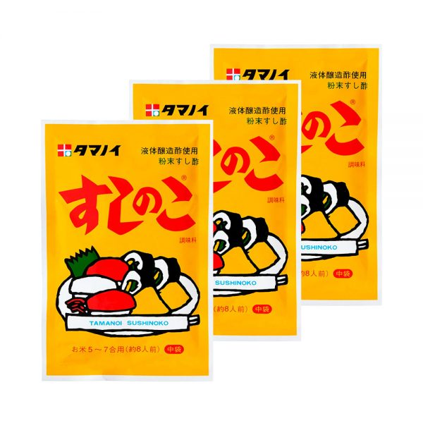 TAMANOI Sushinoko Sushi Rice Vinegar Powder Made in Japan
