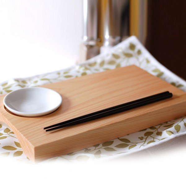 Japanese sushi chopstick set