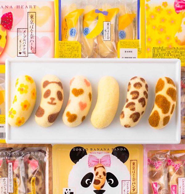 Tokyo Banana Cake Original Miitsuketa Made in Japan